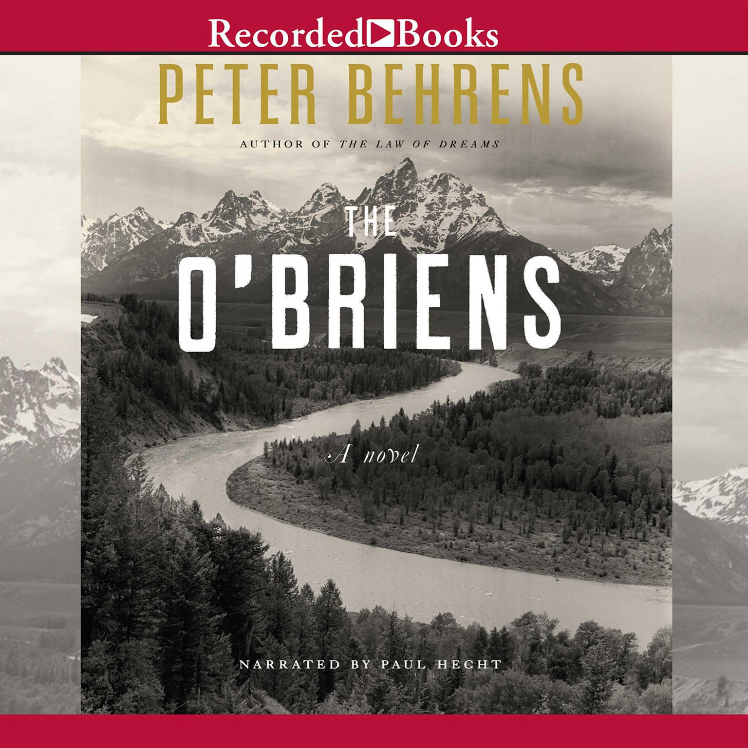 Printable The O'Briens Audiobook Cover Art