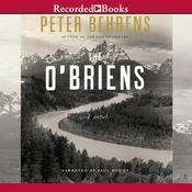 The O'Briens Audiobook, by Peter Behrens
