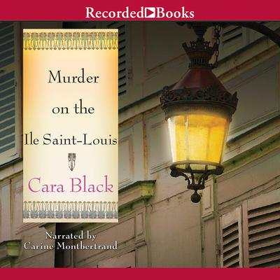 Murder on the Ile Saint-Louis Audiobook, by