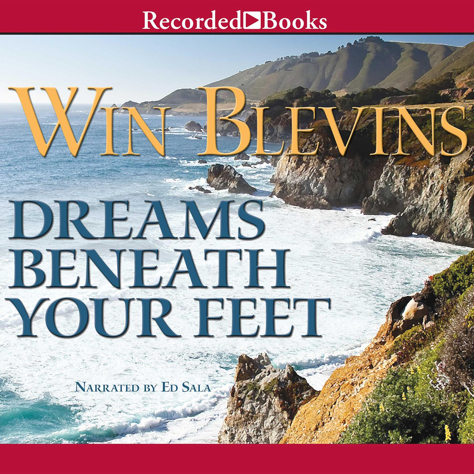Printable Dreams Beneath Your Feet Audiobook Cover Art
