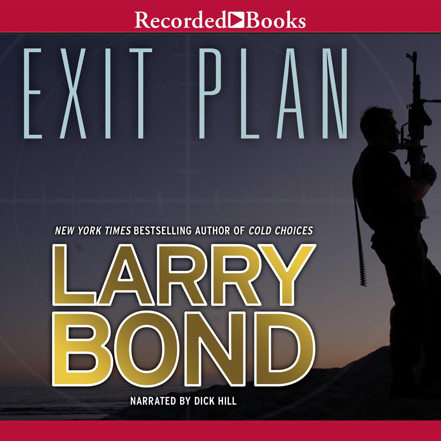 Printable Exit Plan Audiobook Cover Art