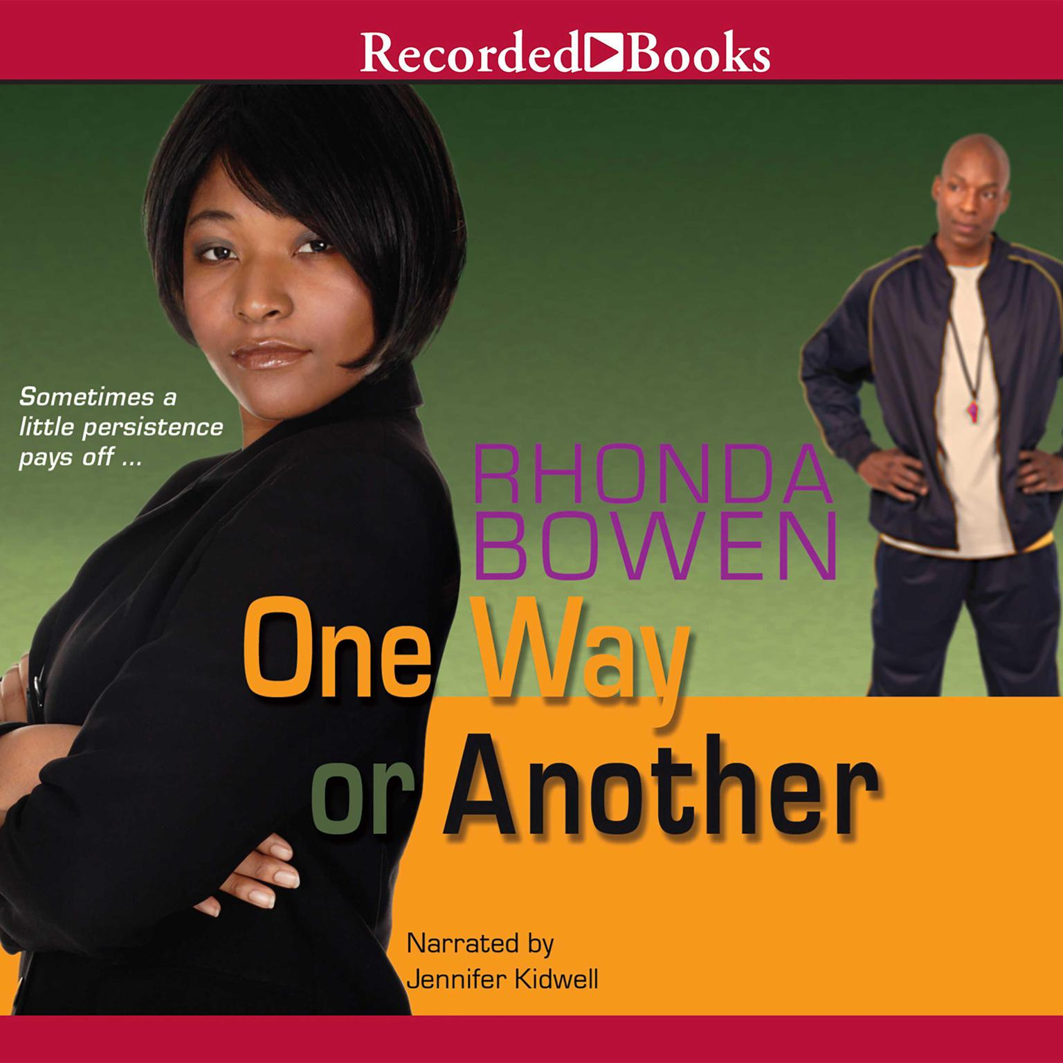Printable One Way or Another Audiobook Cover Art