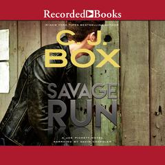 Savage Run Audiobook, by