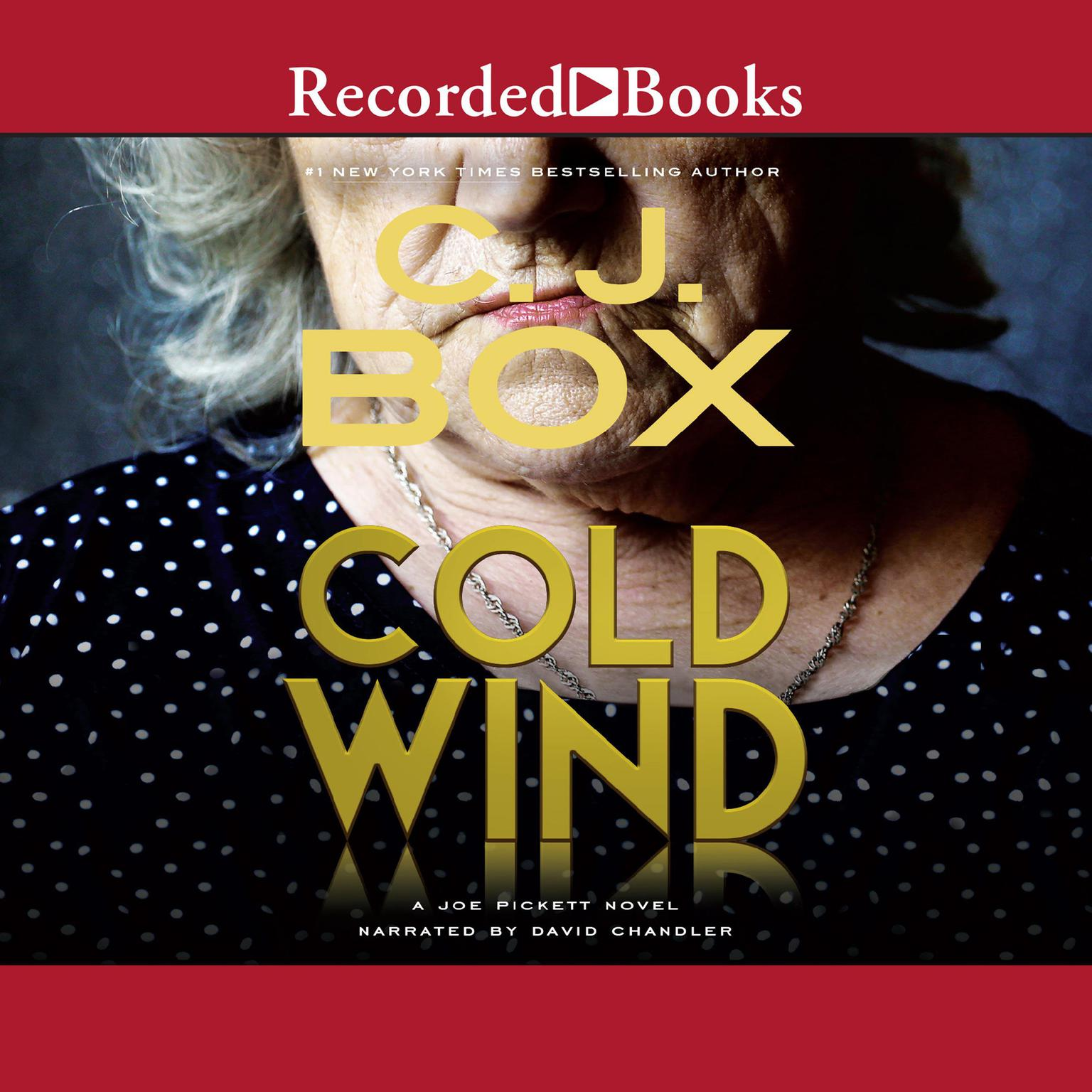 Printable Cold Wind Audiobook Cover Art