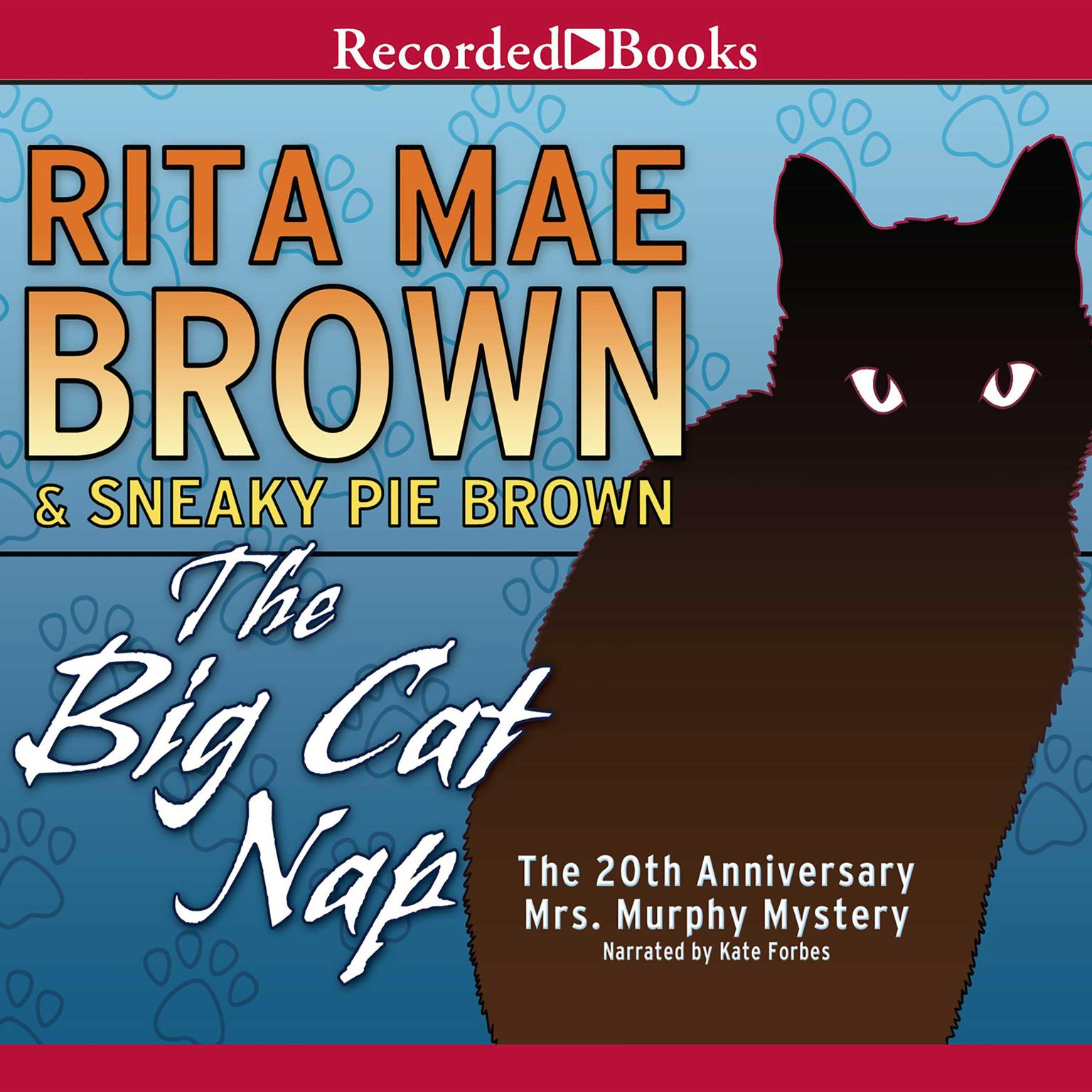 Printable The Big Cat Nap Audiobook Cover Art