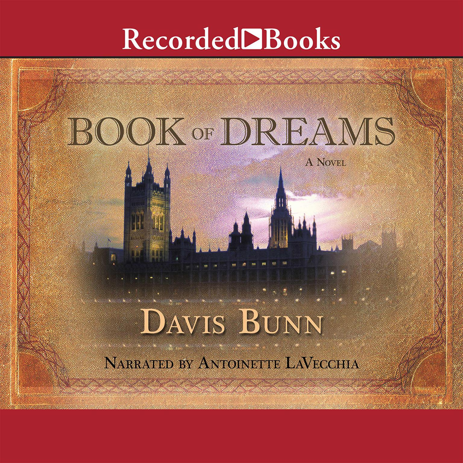 Printable The Book of Dreams Audiobook Cover Art