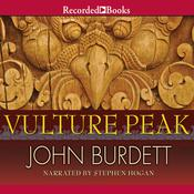 Vulture Peak Audiobook, by John Burdett
