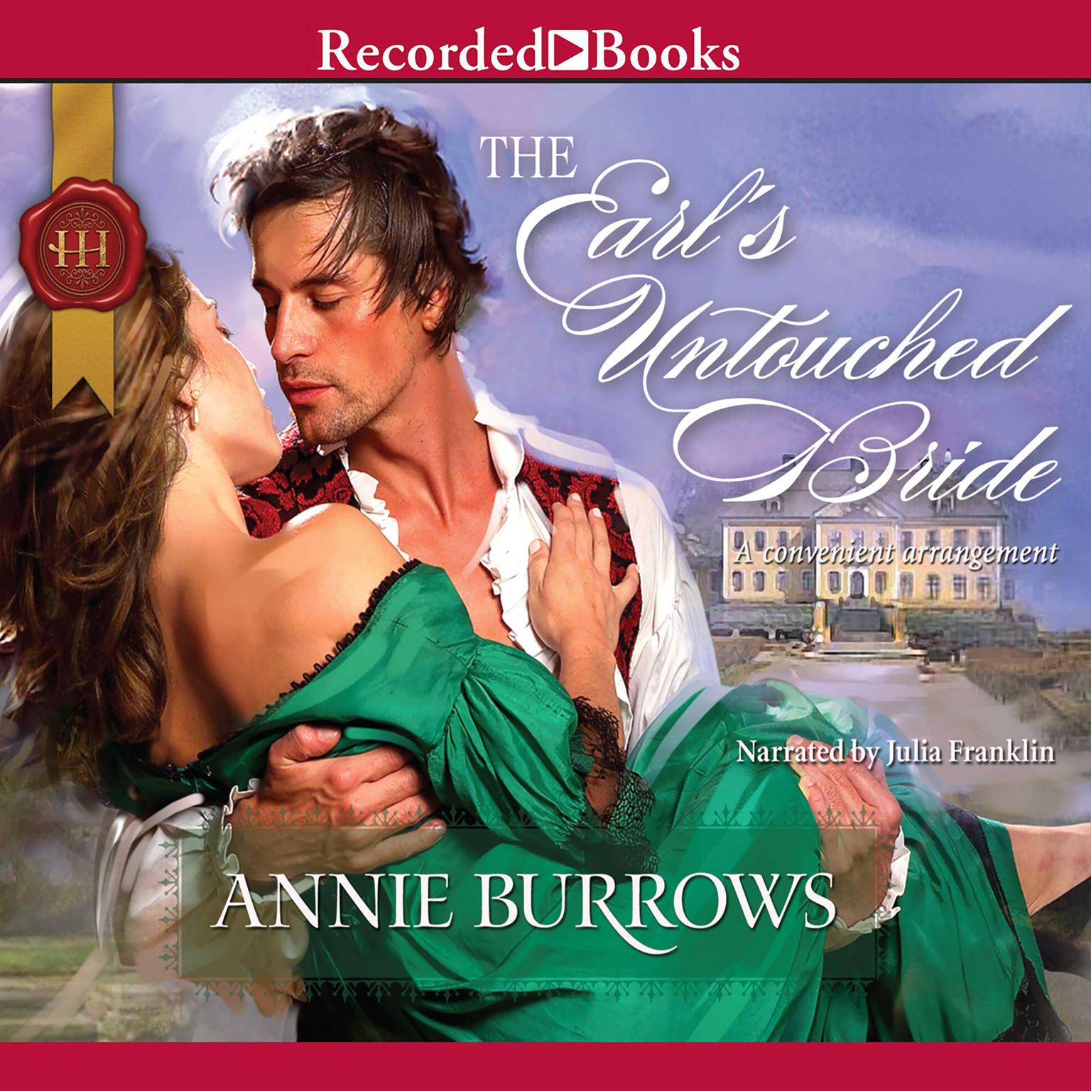 Printable The Earl's Untouched Bride Audiobook Cover Art
