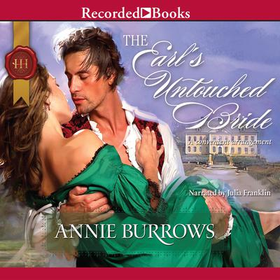 The Earls Untouched Bride Audiobook, by Annie Burrows