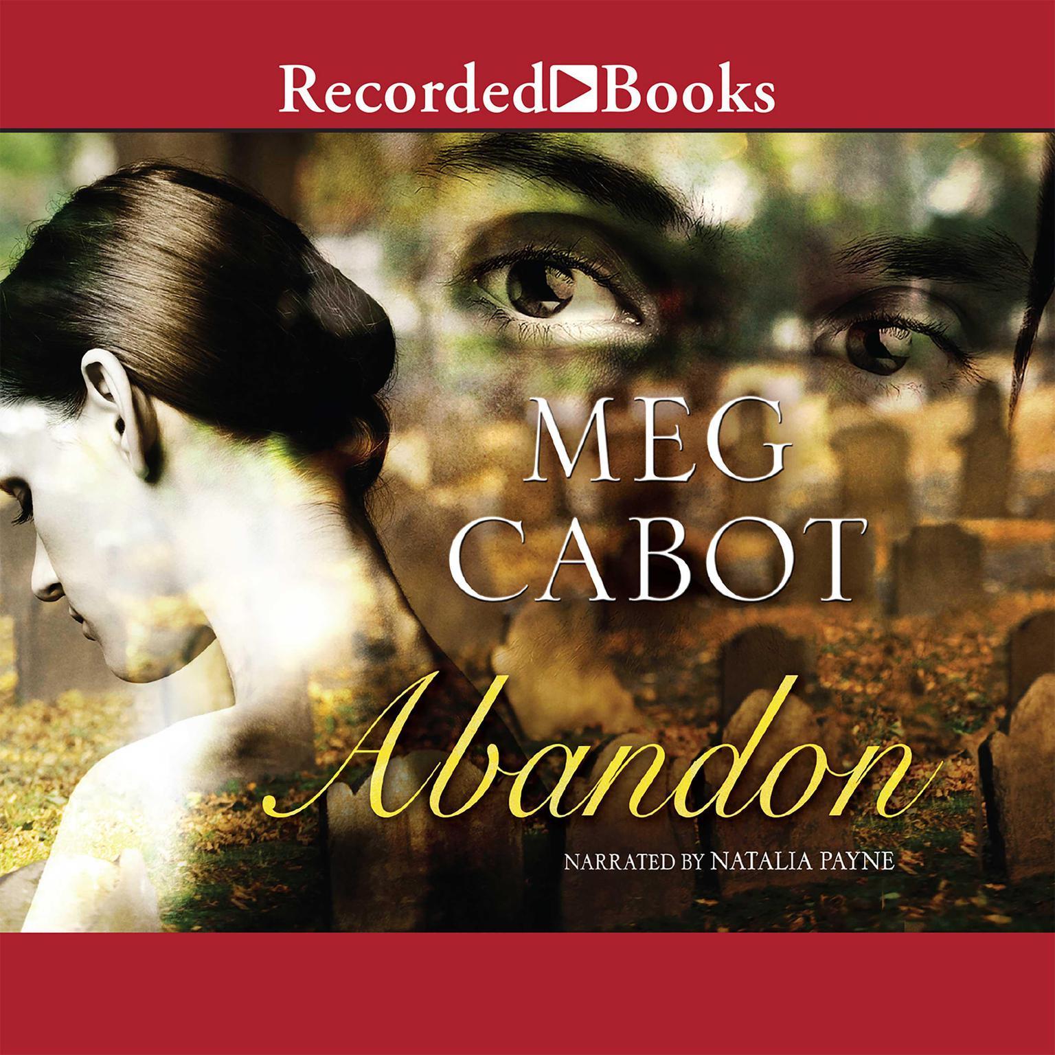 Printable Abandon Audiobook Cover Art