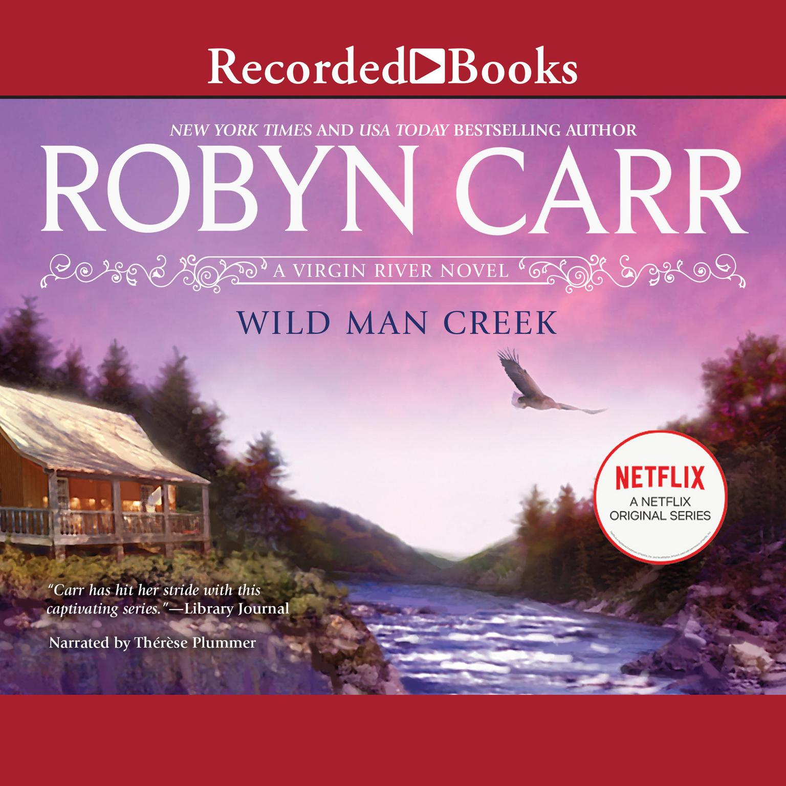 Printable Wild Man Creek Audiobook Cover Art