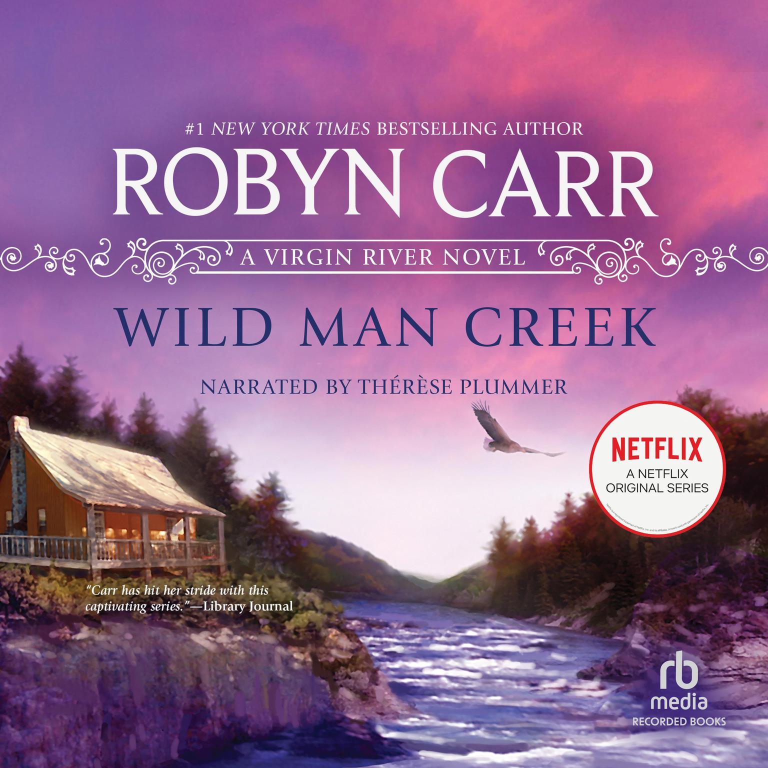 Printable Wild Man Creek Audiobook Cover Art