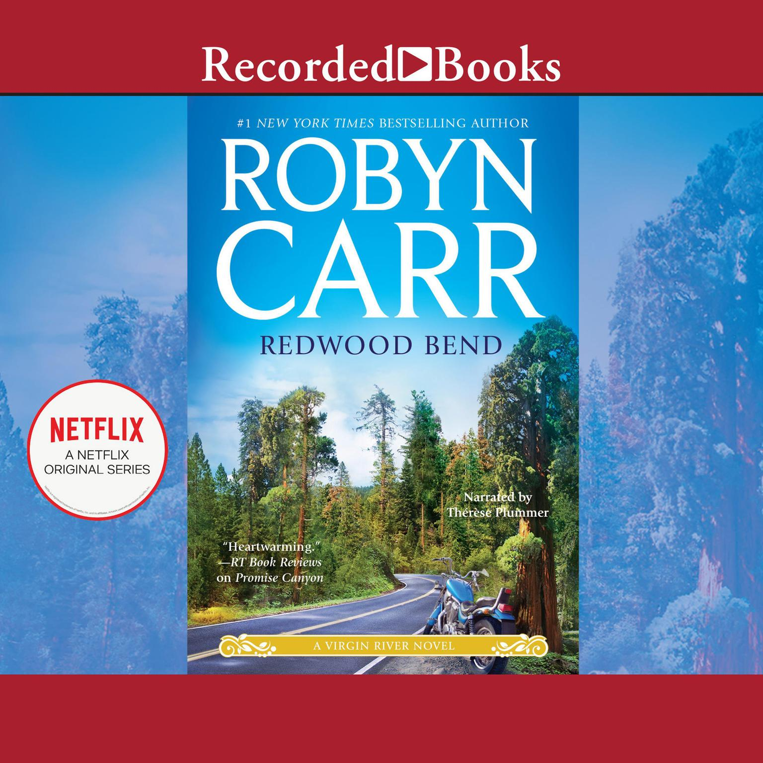 Printable Redwood Bend Audiobook Cover Art