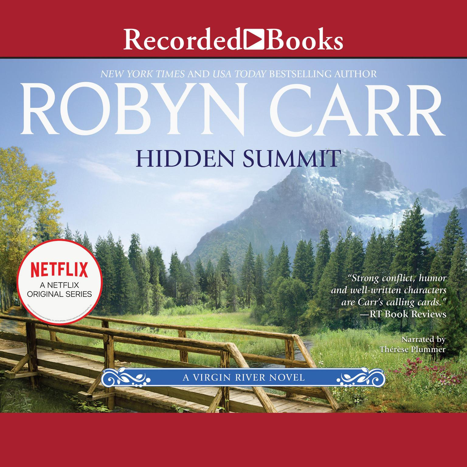 Printable Hidden Summit Audiobook Cover Art