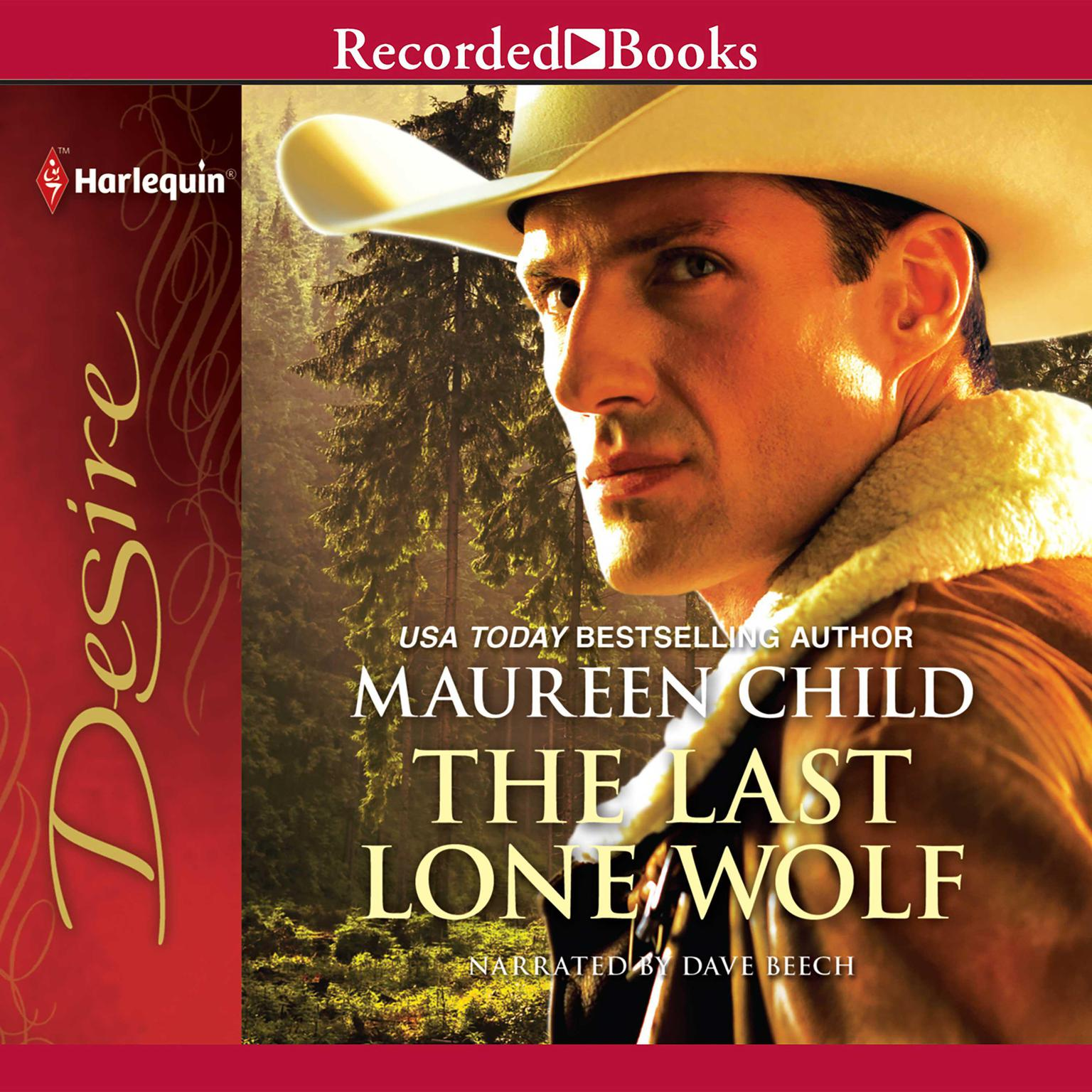 Printable The Last Lone Wolf Audiobook Cover Art