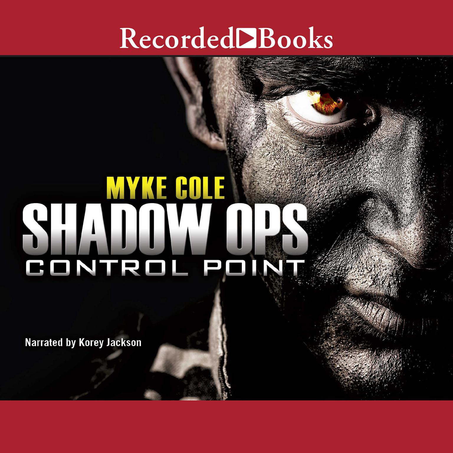 Printable Control Point Audiobook Cover Art
