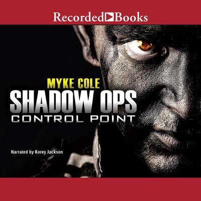 Control Point Audiobook, by Myke Cole