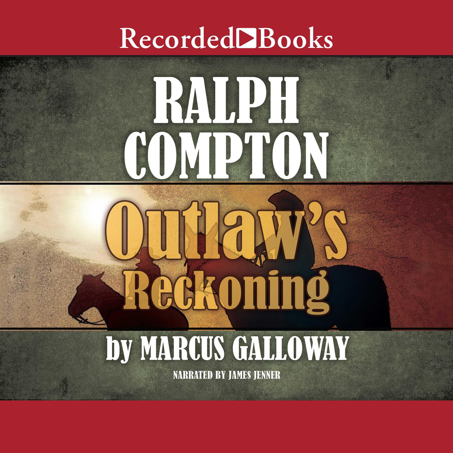 Printable Outlaw's Reckoning Audiobook Cover Art