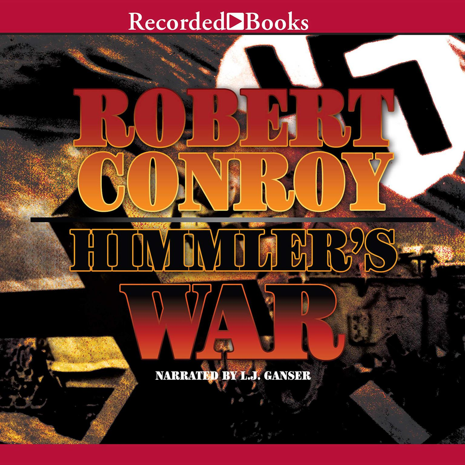 Printable Himmler's War Audiobook Cover Art