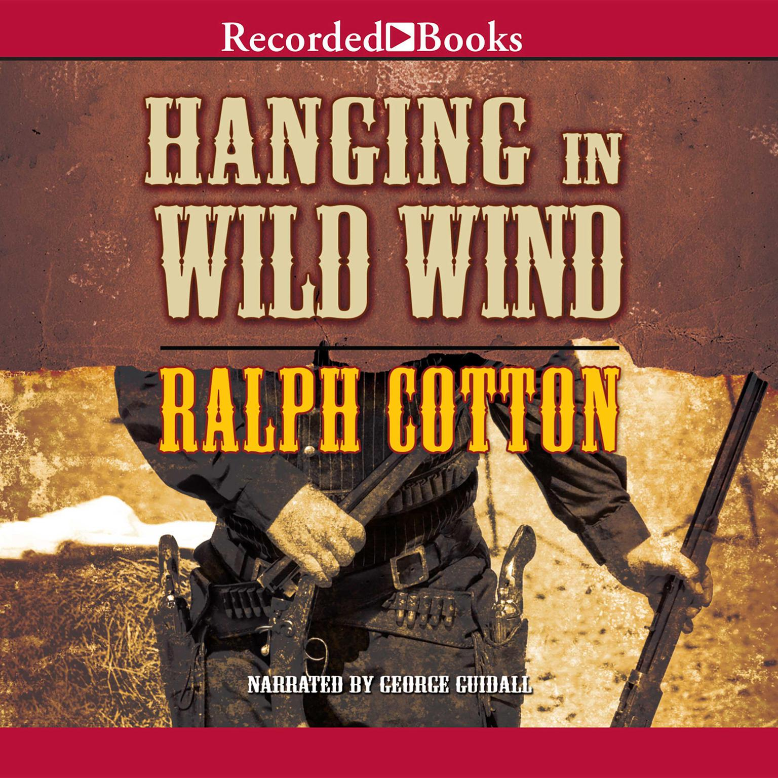 Printable Hanging in Wild Wind Audiobook Cover Art