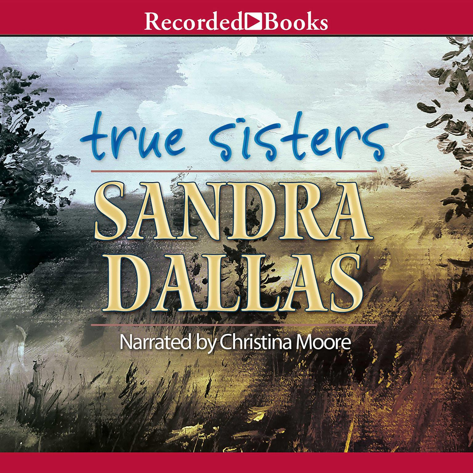 Printable True Sisters Audiobook Cover Art