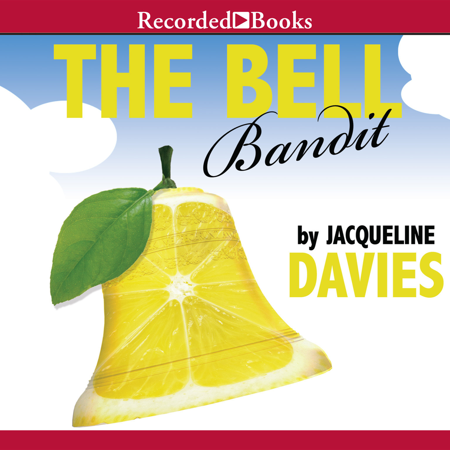 Printable The Bell Bandit Audiobook Cover Art