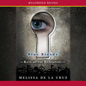 Keys to the Repository Audiobook, by Melissa de la Cruz