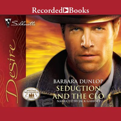 Seduction And The CEO Audiobook, by Barbara Dunlop