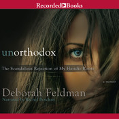 Unorthodox, by Deborah Feldman