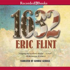 1632 Audiobook, by Eric Flint