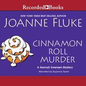 Cinnamon Roll Murder Audiobook, by Joanne Fluke