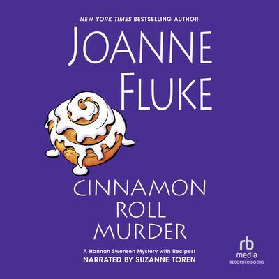Cinnamon Roll Murder Audiobook, by Joanne Fluke