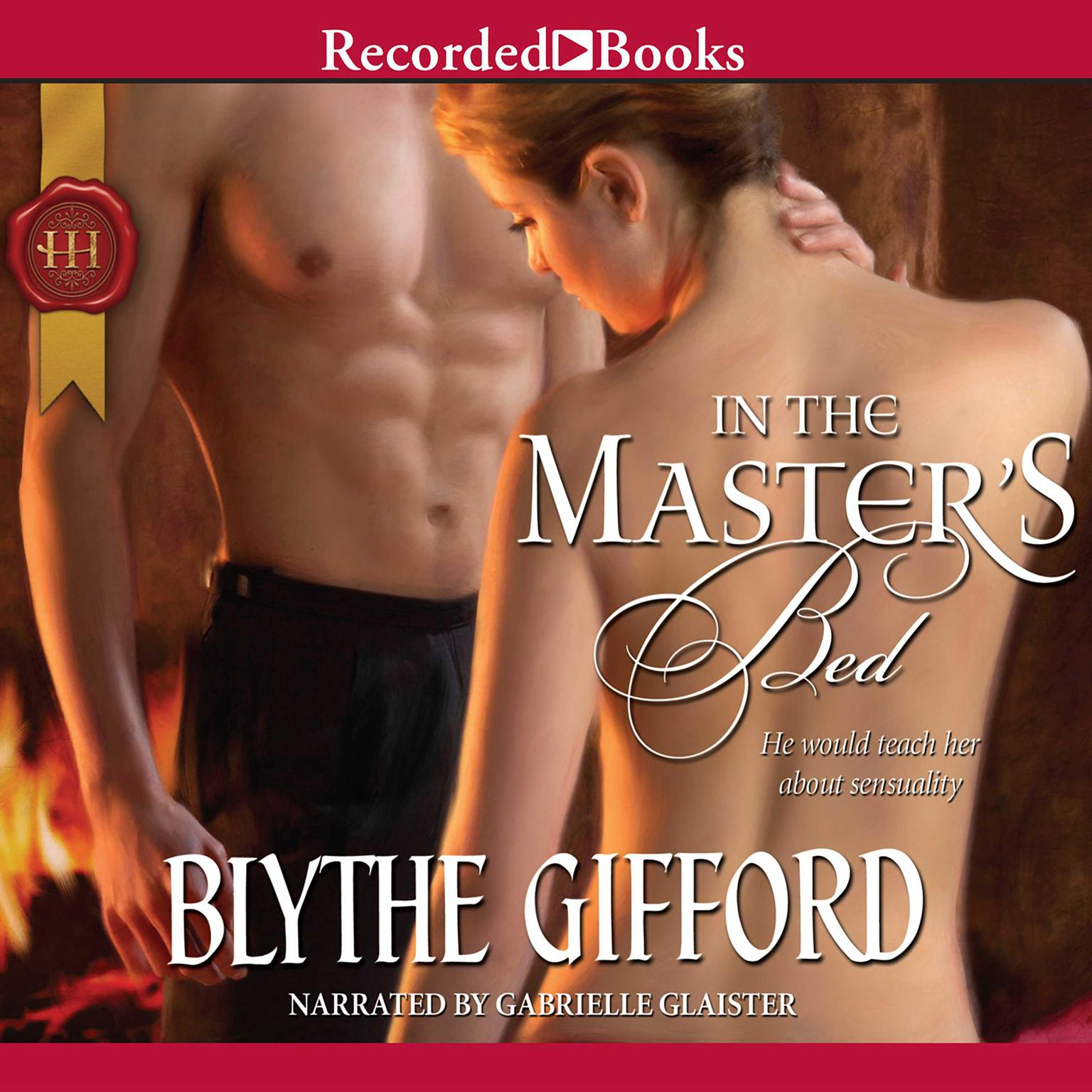 Printable In The Master's Bed Audiobook Cover Art
