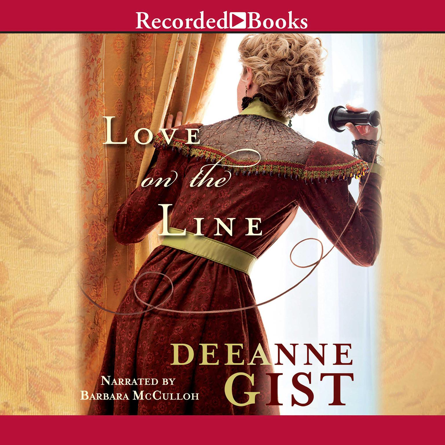 Printable Love on the Line Audiobook Cover Art