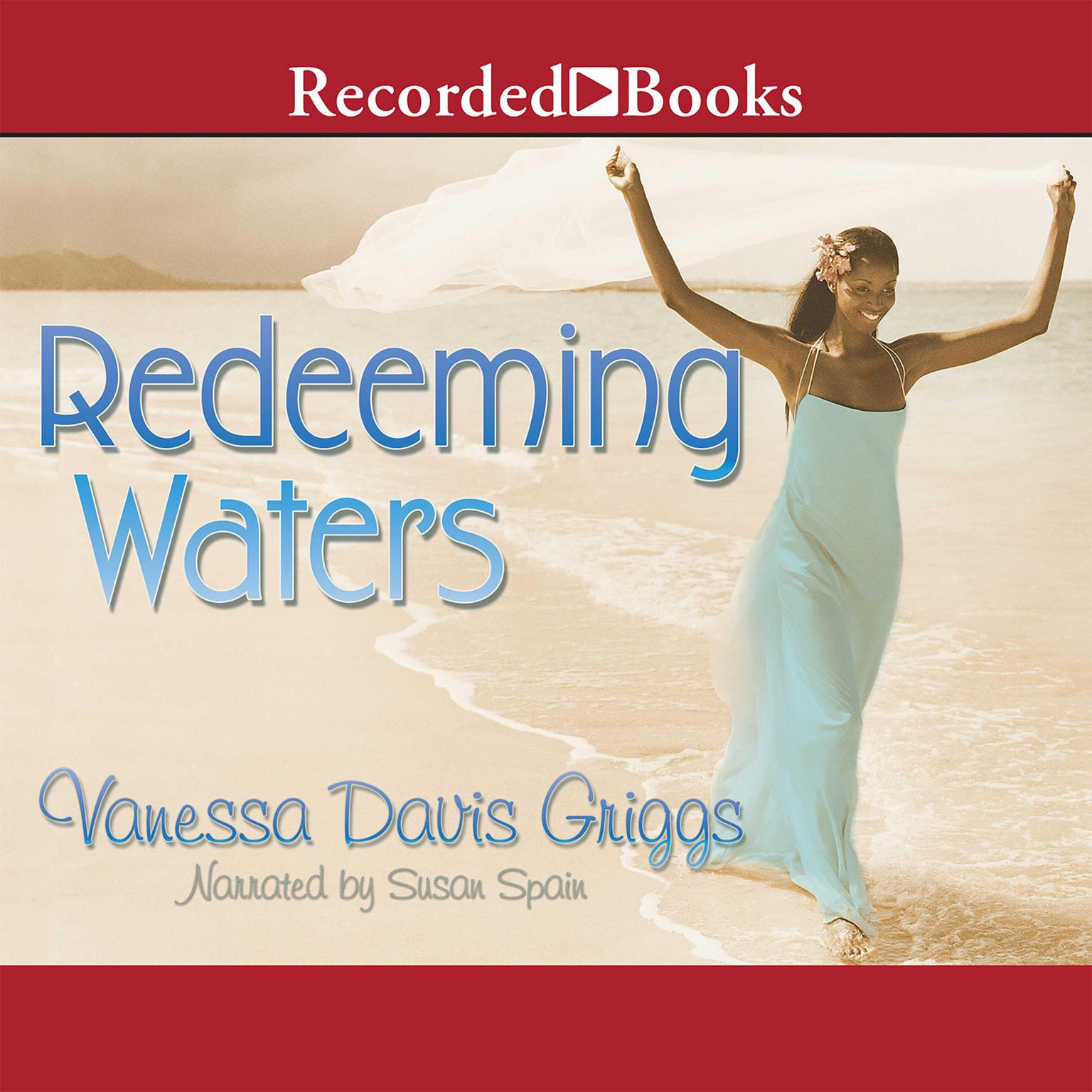 Printable Redeeming Waters Audiobook Cover Art