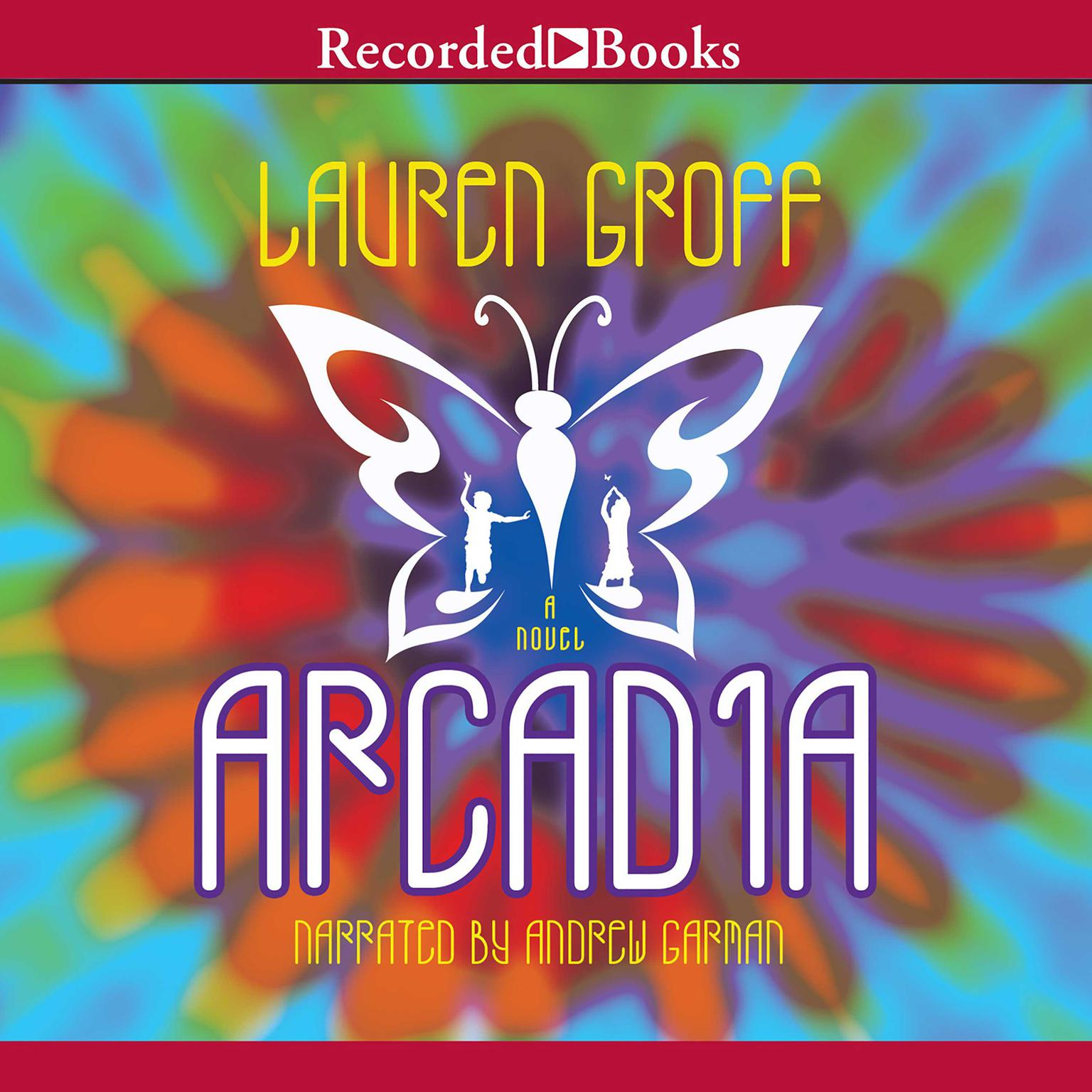 Printable Arcadia Audiobook Cover Art