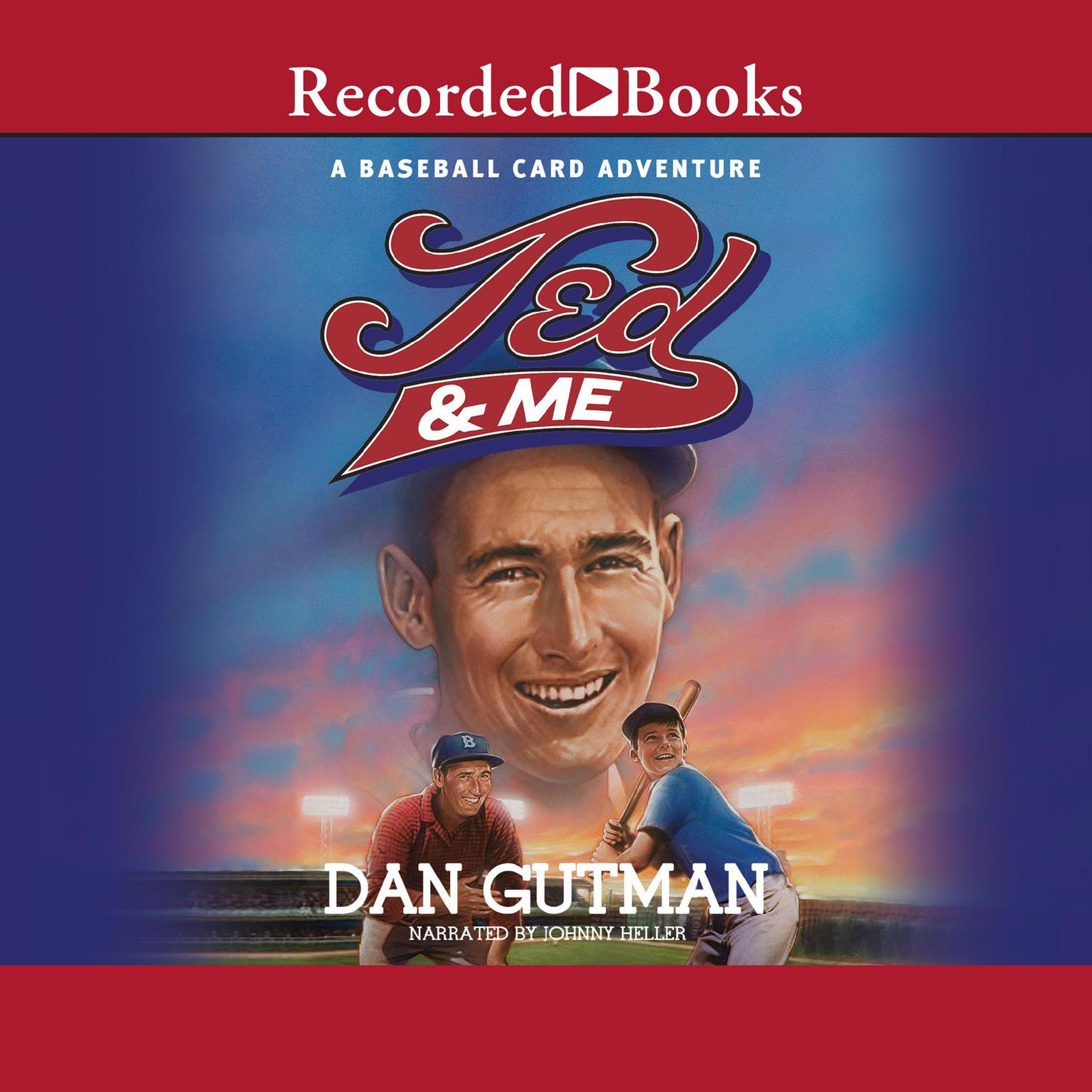 Printable Ted and Me Audiobook Cover Art