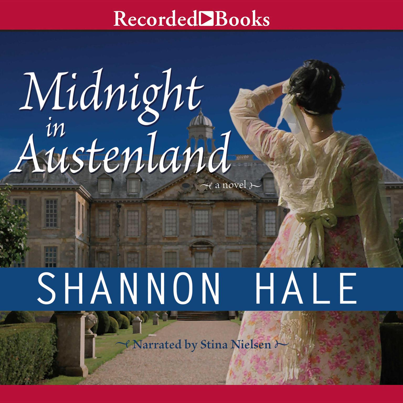 Printable Midnight in Austenland Audiobook Cover Art