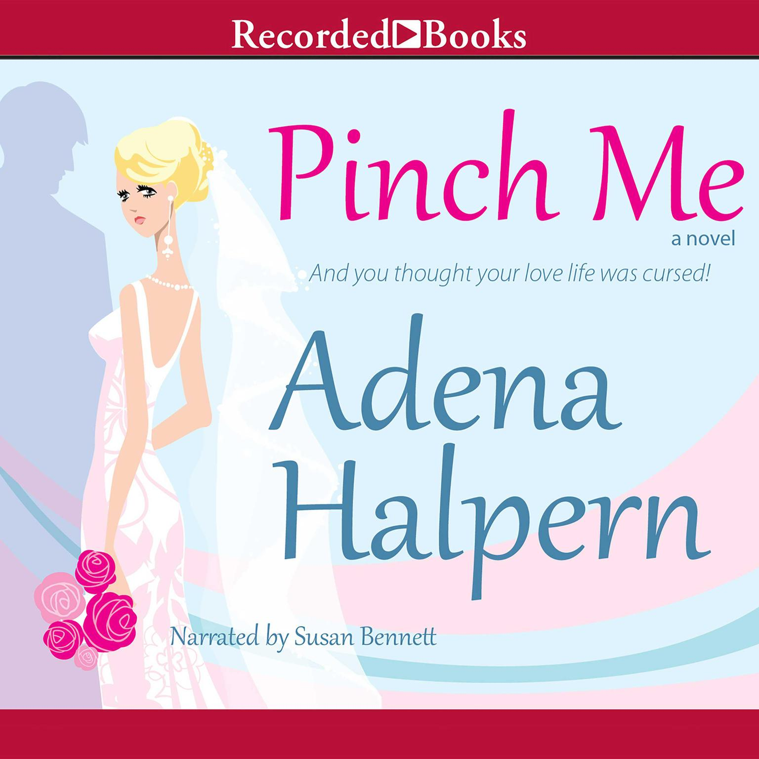 Printable Pinch Me Audiobook Cover Art