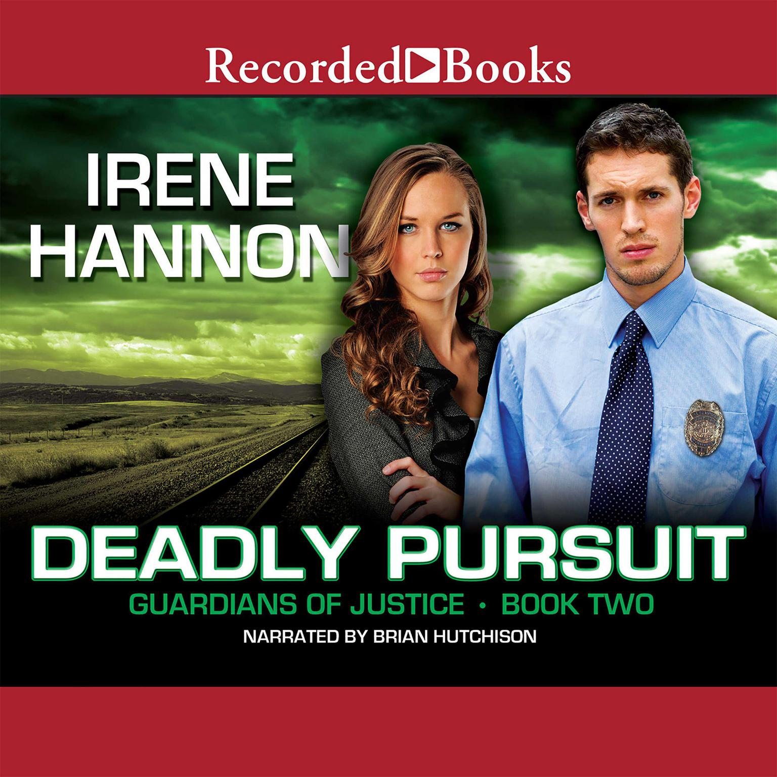 Printable Deadly Pursuit Audiobook Cover Art