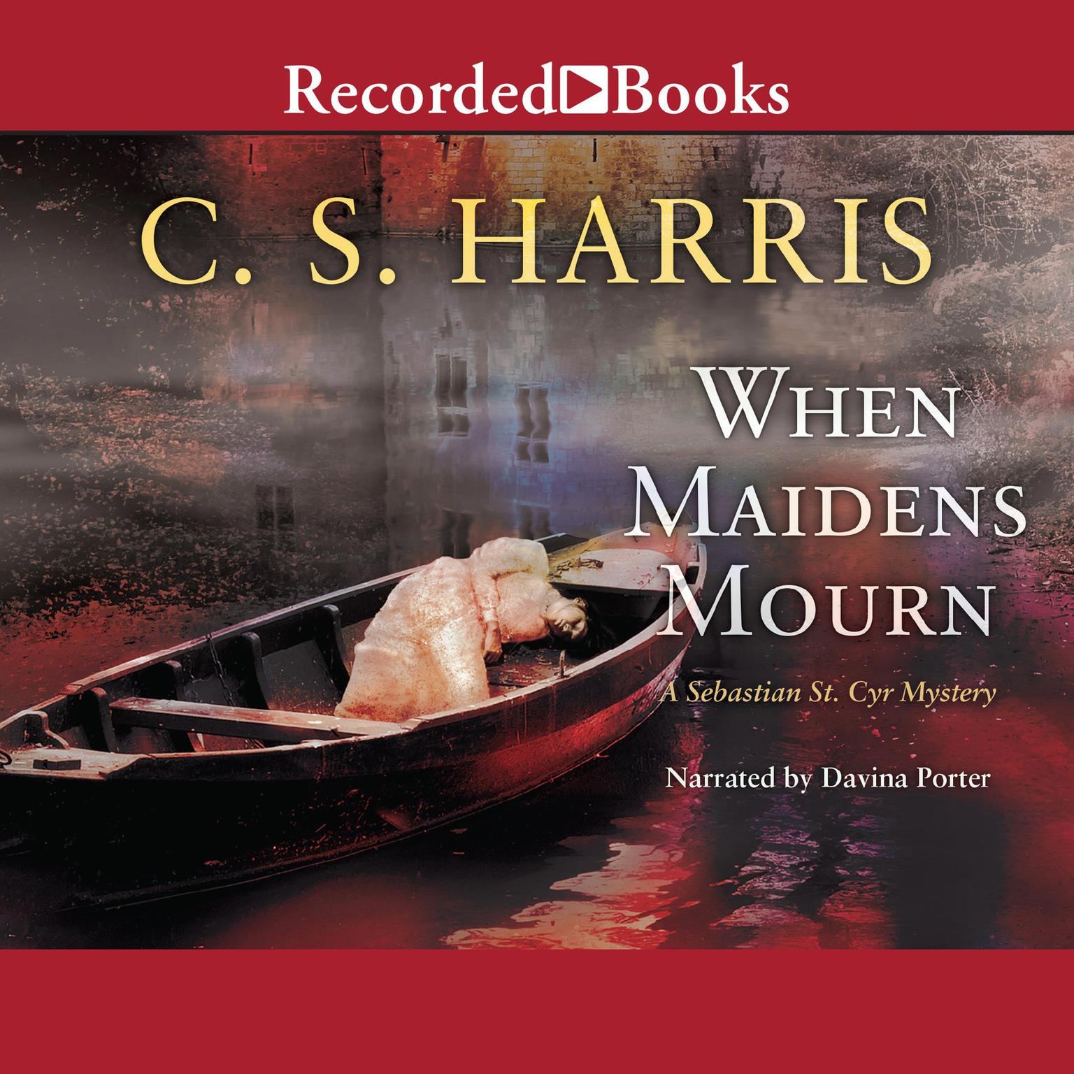 Printable When Maidens Mourn Audiobook Cover Art