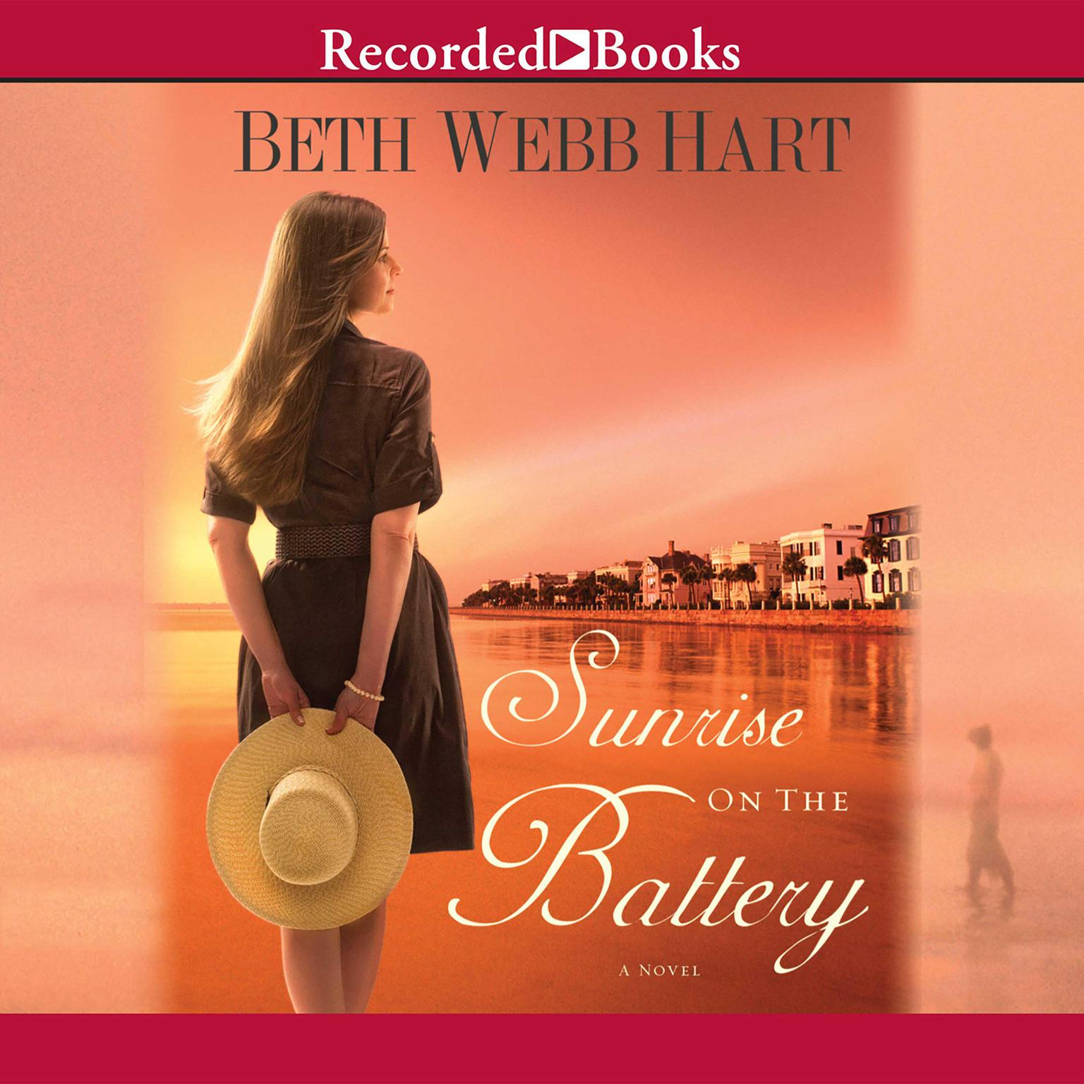 Printable Sunrise on the Battery Audiobook Cover Art
