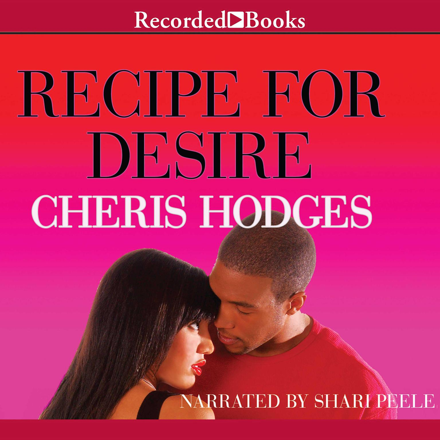 Printable Recipe for Desire Audiobook Cover Art