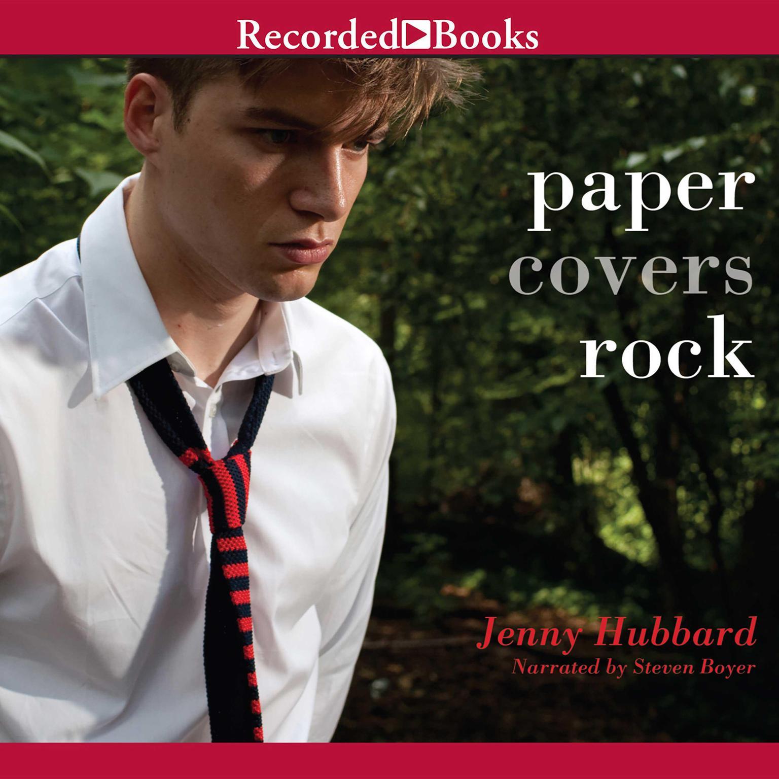 Printable Paper Covers Rock Audiobook Cover Art