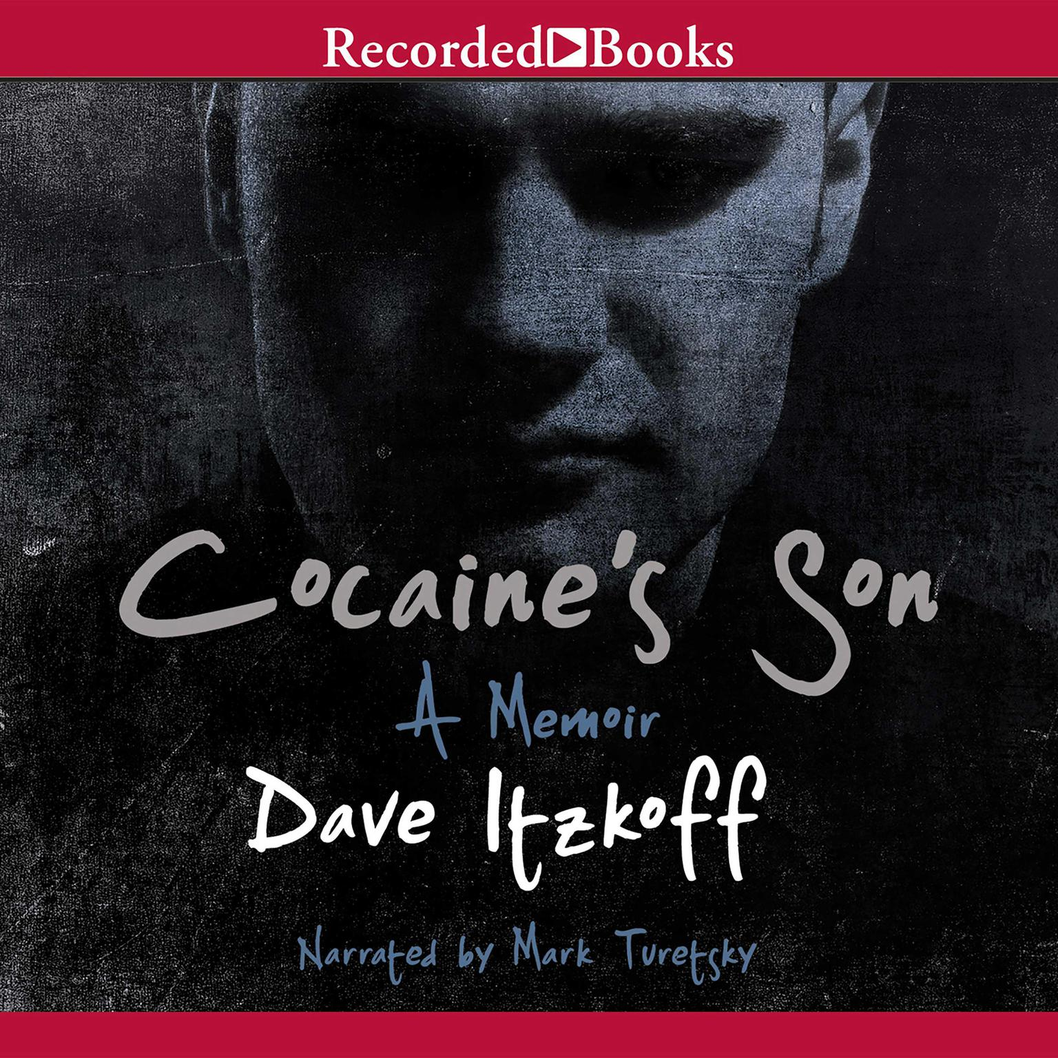 Printable Cocaine's Son Audiobook Cover Art