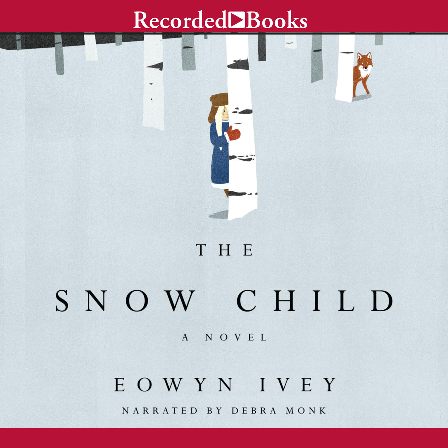 Printable The Snow Child Audiobook Cover Art