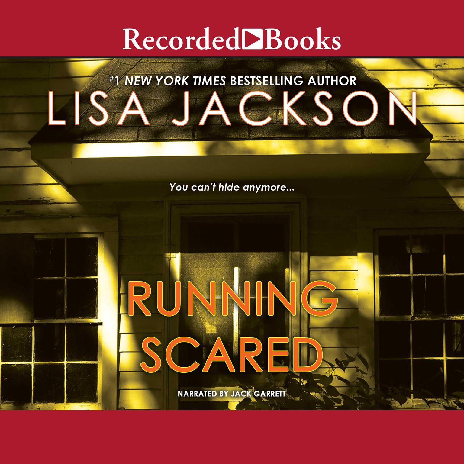 Printable Running Scared Audiobook Cover Art
