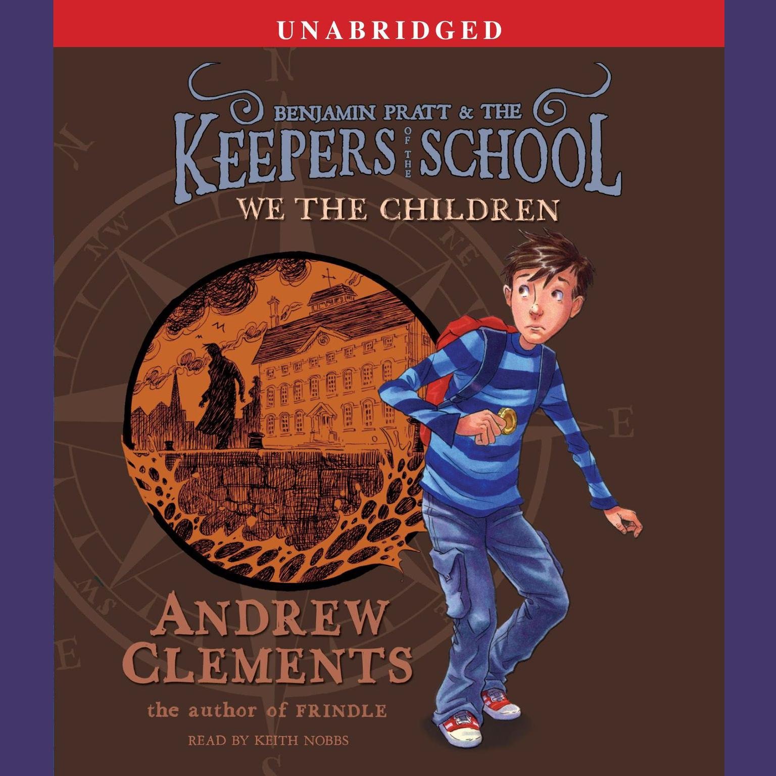 Printable We the Children: Keepers of the School, Book 1 Audiobook Cover Art