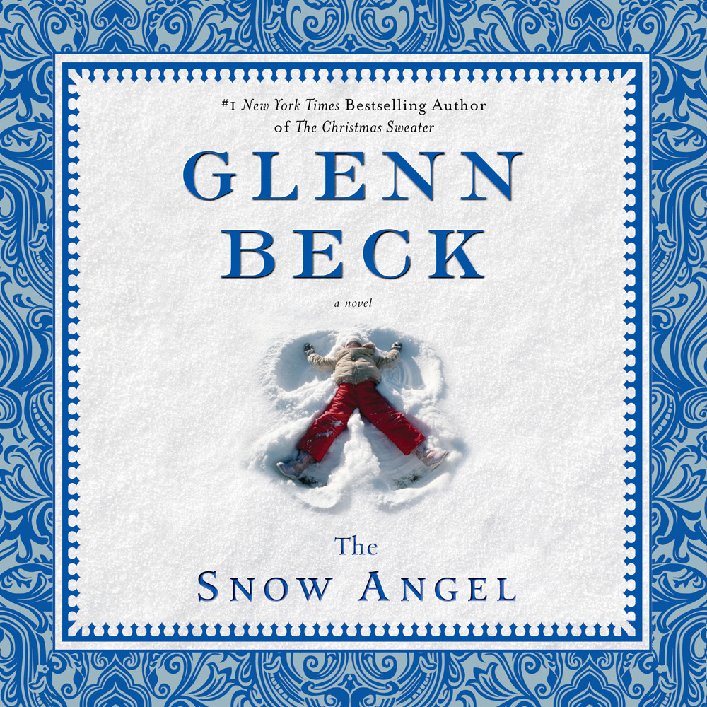 Printable The Snow Angel Audiobook Cover Art