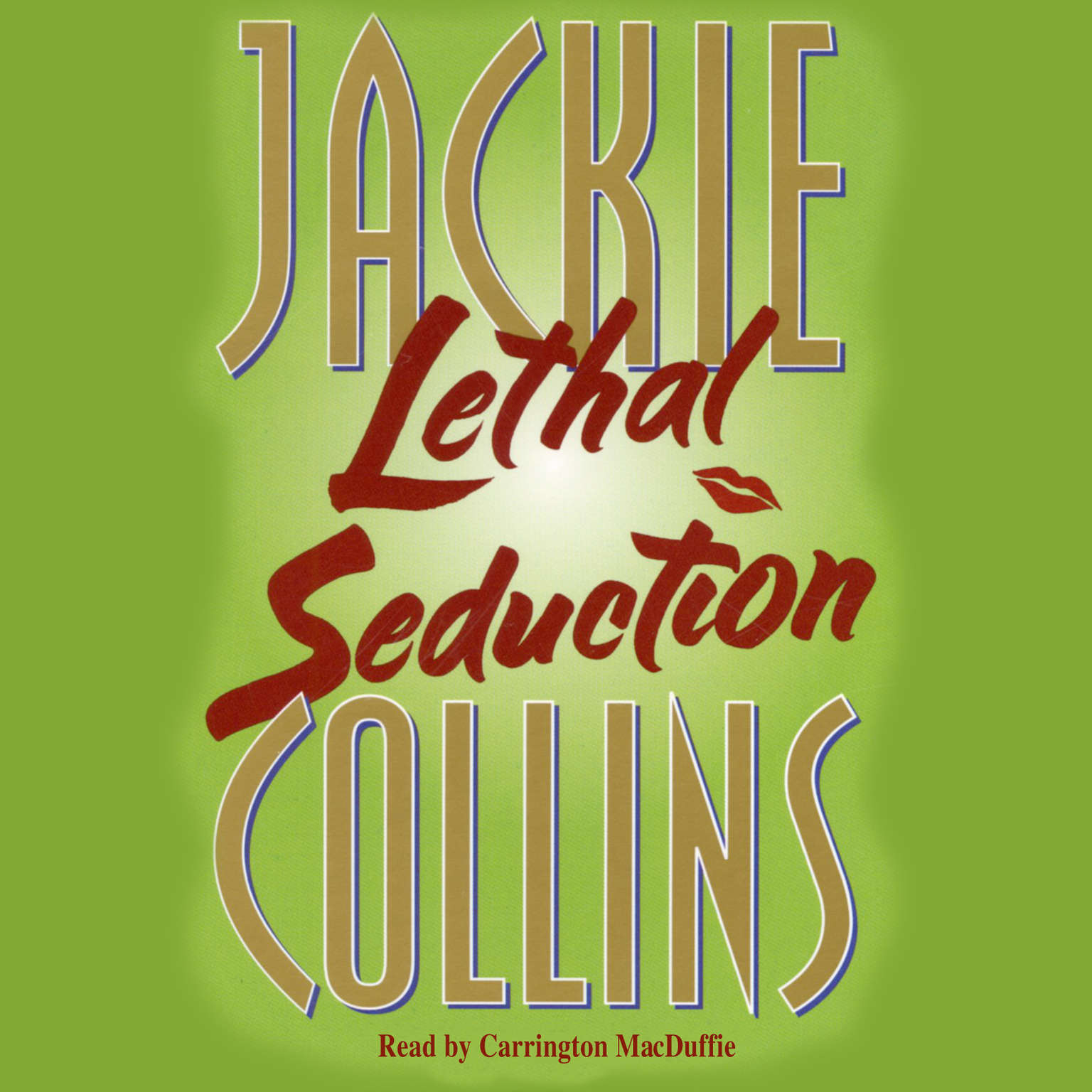Printable Lethal Seduction Audiobook Cover Art